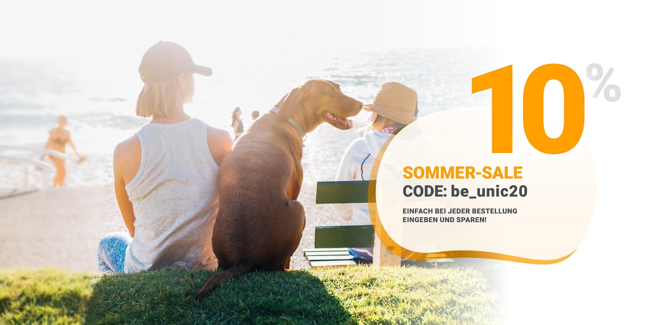 unic Sommer-Sale: 10% auf alle Produkte